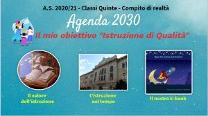 OPS… un amico speciale! Compito di realtà sull'obiettivo n. 4 dell'Agenda 2030